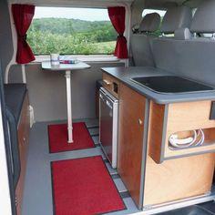 Aménagement de van : quelle cuisine pour mon van ? (3/4) Astuces Camping-car, Van Life, Vans, Storage, Camper, Home Decor, Van Interior, Interiors, Van