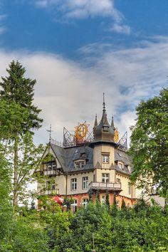 Szklarska Poreba - hotel, Poland