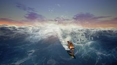 Ride the waves on Xbox One in Surf World Series out now The summer is almost over, but you can still hit the beach and ride waves forevermore in a new title out today. It's time to get amped with Surf World Series! http://www.thexboxhub.com/ride-waves-xbox-one-surf-world-series-now/