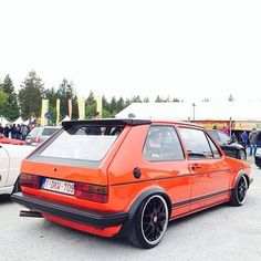 Unless you're thinking about tracking your GTI, the operation package isn't a completely necessary add-on. Honestly, in regards to the GTI Volkswagen Golf Mk1, Vw Mk1, Volkswagen Models, Classic Golf, Vw Classic, Golf 1, Cabrio Vw, Jetta Mk1, T2 T3