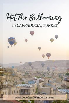 While sailing over Cappadocia through a hot air balloon is the best way to see the entire region, sharing the same sunrise experience from the ground is just as magical. Europe Travel Guide, Travel Guides, Travel Destinations, International Travel Checklist, Balloon Rides, European Vacation, Adventure Travel, Travel Inspiration, Travel Photography