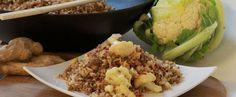 Fried rice med färs och rostad blomkål - City Gross