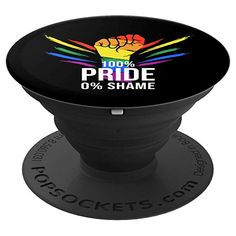 Pride Shame - Pride Merchandise LGBT - PopSockets Grip and Stand for Phones and Tablets Pride Shirts, Lgbt, Phone, Telephone, Mobile Phones