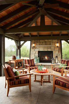 Talla Skogmo Interior Design| Portfolio| Timber Frame Home