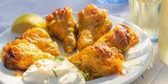Yams, Tandoori Chicken, Ethnic Recipes, Food, Greek, Beauty, Fine Dining, Kitchens, Essen