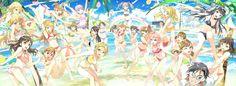 119 abe_nana akagi_miria animal_ears beach bikini catgirl futaba_anzu group hino_akane_(idolmaster) honda_mio idolmaster idolmaster_cinderella_girls jougasaki_mika jougasaki_rika kanzaki_ranko kawashima_mizuki kohinata_miho koshimizu_sachiko maekawa_miku mimura_kanako moroboshi_kirari navel ogata_chieri shibuya_rin shimamura_uzuki shiomi_shuuko swimsuit tachibana_arisu takagaki_kaede