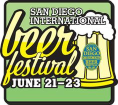 San Diego County Fair Beer Festival | June 21st-23rd - Check it out! #beer #beerfest