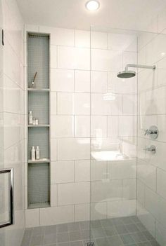 If you are looking for Master Bathroom Shower Remodel Ideas, You come to the right place. Below are the Master Bathroom Shower Remodel Ideas. Budget Bathroom Remodel, Bathroom Renovations, Bathroom Makeovers, House Remodeling, Remodeling Ideas, Small Shower Remodel, Tub Remodel, Restroom Remodel, Small Bathroom Remodeling