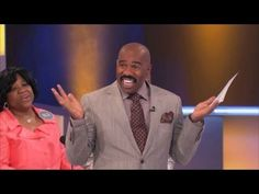 """Pork...What?! - Family Feud - """"That's the greatest answer I've ever heard"""" BAHAHAHAHA... absolutely hilarious"""