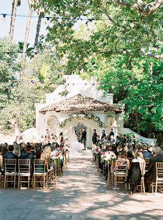 Elegant Rancho Las Lomas Wedding