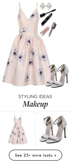 """Spring Tea"" by ria-brooke on Polyvore featuring Chi Chi"