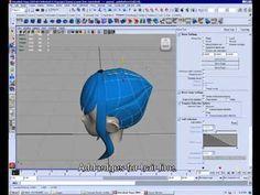 3D Maya anime hair modeling tutorial part 2/2