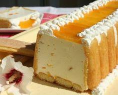 (Romania) Prajitura cu iaurt si frisca - Yogurt and Cream Cake Sweets Recipes, Easy Desserts, Delicious Desserts, Cooking Recipes, Romanian Desserts, Romanian Food, Romanian Recipes, Pie Dessert, Dessert Drinks