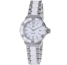 Buy TAG Heuer Women's WAH1211.BA0861 Formula One White Dial Watch