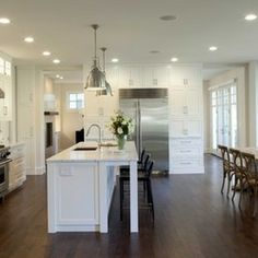 Kitchen - traditional - kitchen - minneapolis - Charlie Simmons - Charlie & Co. Design, Ltd.