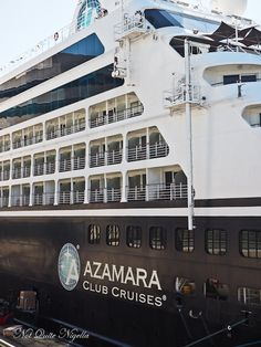 As a Travel Agent I recommend Azamara Club Cruises to my clients that want the elegance of cruising back. Who want excellent food and their drinks included (that means ALL drinks including alcohol, not just the coffee, tea and juice that the other mainstream cruise lines include and then overcharge you for pop cards and drink packages or corkage fees for when you bring your own bottles on board - just another way for them to make money off of your $599 cruise...... just sayin, read the fine…
