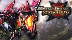 COMPLETELY UNDER-GEARED! - Monster Hunter Generations