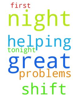 Thank you Lord for a great night!    ThANK YOU! Thank - Thank you Lord for a great night ThANK YOU Thank you for helping me get through the first shift. Help me get through tonight with no problems. Thank you Lord. Amen Posted at: https://prayerrequest.com/t/R6T #pray #prayer #request #prayerrequest