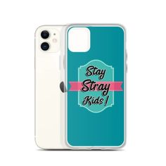 Stay Stray Kids Premium Korean iPhone Case #straykids #kpop #iphonecases Helping Children, Children In Need, Korean Phone Cases, K Pop Music, Pop Bands, Together We Can, Iphone 7 Plus, Iphone Cases, Kpop