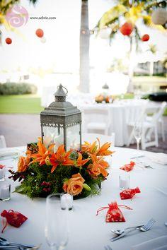 Southwest #Florida Table Decoration Inspiration  #weddings #beach