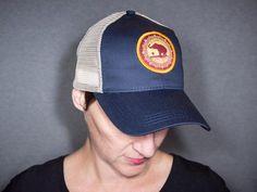 Herbivore Clothing - Hats - Good Luck Elephant Eco-Snapback Hat