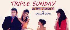 #delhievents #delhi #events #theatre #workshop #saleem #shah #alliance #francaise #classes #funshop #acting