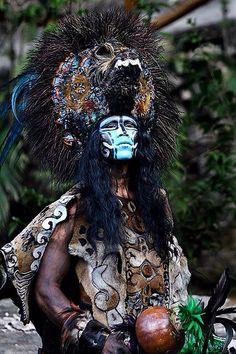 Mayan headress