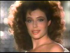 1986 Kelly LeBrock Pantene Shampoo And Conditioner Commercial