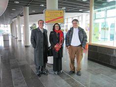 Visita do secretário de energia de Brasília a Freiburg em busca de soluções sustentáveis em gestão de resíduos.