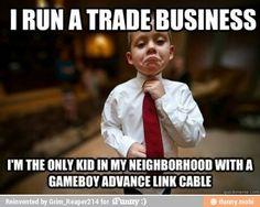 Future business man