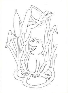 Frosch im Schilf                                                                                                                                                                                 Mehr