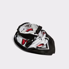 Etelicia Limited Edition Valentine's Day CollectionAdd a touch of romance to any outfit and adorn this scarf around your head, neck or handbag.