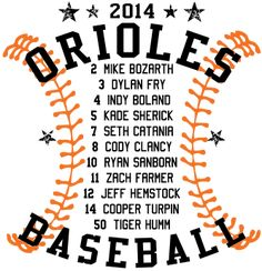 Baseball Roster Design   Google Search