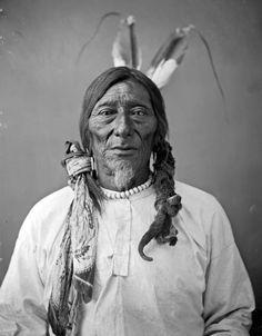 Hairy Chin, Dakota Man (1899)