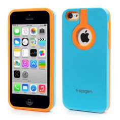 PC & Silicone Hybrid Case for #iPhone5c