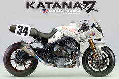 Katana 2017-es GSX-R1000 alapokon? Kéne.