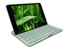 Cinch Aluminum Bluetooth 3.0 Keyboard Case Cover W/ Stand for the New iPad mini White $20.00 #ForTheMini