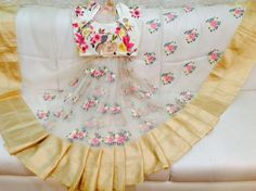 Beautiful organza saree in floralGrab it soon!!!Product code: Sc - 206For orders/Enquiries - Contact Details:040-65550855/9949047889Watsapp:9010906544/8142029190/9618229321Email-id:Mugdha410@gmail.comInstagram:MugdhaArtStudio mugdha hyderabad designer wedding sashi 18 November 2016
