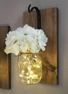 Remote Control Home Room Party Decor LED Bloom Flower Rose Bottle Lamp Light