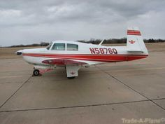 Mooney M20C Aircraft    http://www.trade-a-plane.com/for-sale/aircraft/by-make/Mooney/M20C
