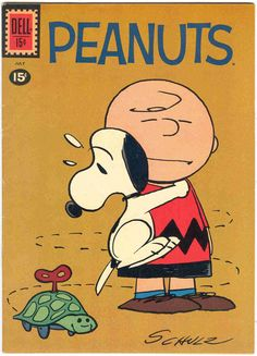Timely-Atlas-Comics: OT : Peanuts - A Comic Book History