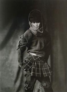 Vogue Nippon - Model Irina Lazareanu by Paoli Roversi