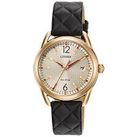 New Ladies' Drive from Citizen Eco-Drive LTR Black Leather Strap Watch online. Quilted Leather Band With Stainless Gold Tone Watch ,Water Resist Citizen Eco Drive Ladies, Watch Brands, Watches For Men, Wrist Watches, Ladies Watches, Fashion Watches, Citizen Watches, Black Leather, Accessories