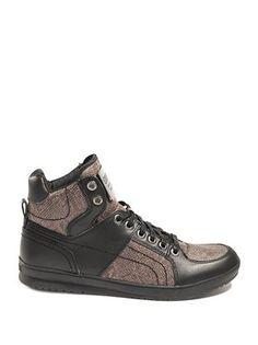 Men's Animal Print Shoes