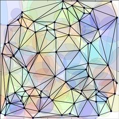 Delaunay Triangulation.