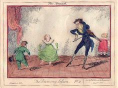 The dancing lesson, pt. 2, the minuet