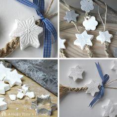 Idéia de presente artesanal: estas fáceis de fazer correntes de sabão realmente aparecem compradas para que elas se vejam ótimas, exibidas em sua casa ou para serem usadas como dia de mãe, aniversário, casamento e presentes de Natal.