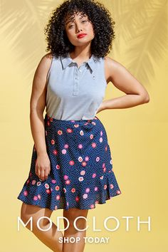Shop stylish & unique spring skirts for on and off the clock. Join ModCloth & get 20% off + free shipping on your first order today!