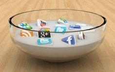 À chaque réseau social, sa ligne éditoriale :