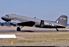 Douglas C-47B Dakota (DC-3),  Ballarat (YBLT) Australia - Victoria, February 25, 1990